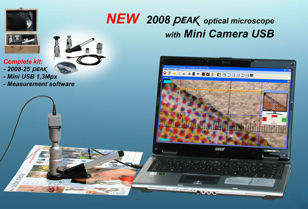100x plus Magnifiers : Peak Optics, Magnifiers, Comparators, Loupes