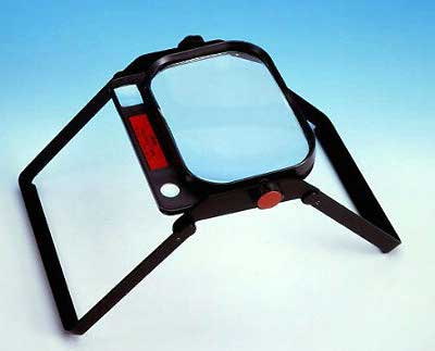 Peak #2053 Folding Desk Loupe