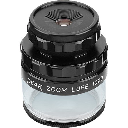 Peak 2066 Zoom Loupe 1020 10x to 20x