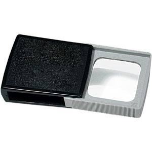 #7506 Pocket Sliding Magnifier 3x
