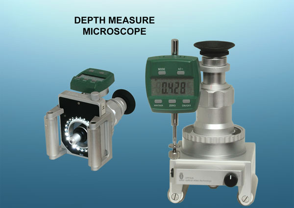 Depth Measuring Portable Microscope (DMM)