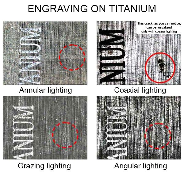 Engraving on Titanium  sc 1 st  Peak Optics & Description of Lightning Systems : Peak Optics Magnifiers ... azcodes.com