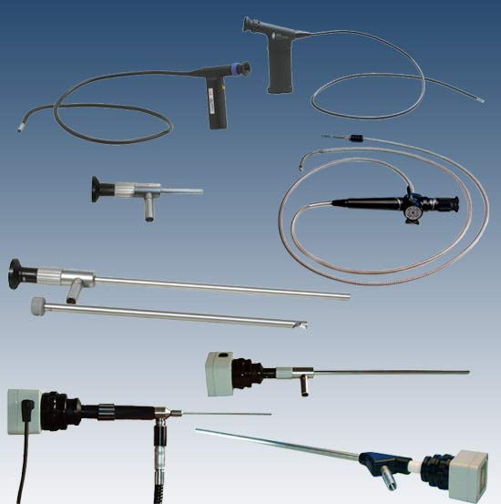 Video/Optical Endoscopes for Industrial Use