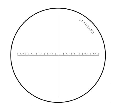 Custom Designed Reticles